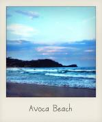 avoca beach_instant