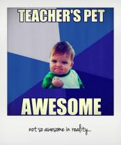 teacher's pet_instant