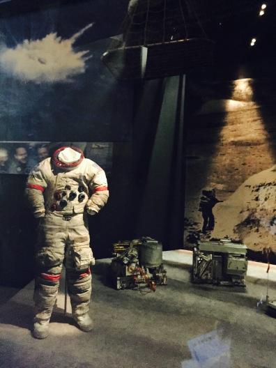 Buzz Aldrin's Spacesuit