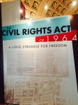 Civil Rights Exhibition, Library of Congress
