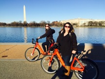 Best way to see DC - by bike!