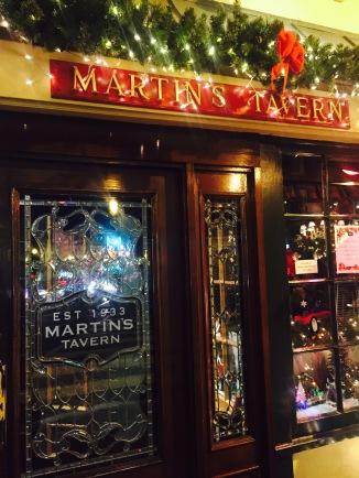Martin's Tavern, Georgetown