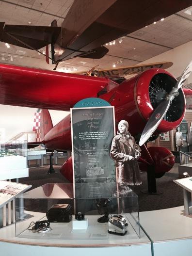 Amelia Earhart's Lockheed Vega